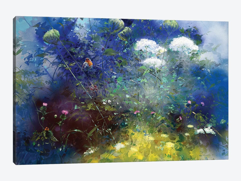 Summer I by Igor Zhuk 1-piece Canvas Art Print