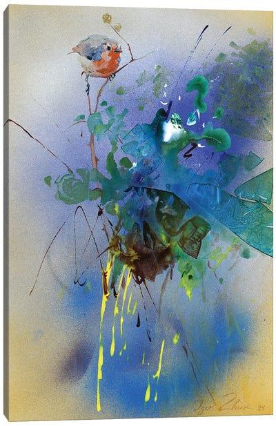 Summer II Canvas Art Print