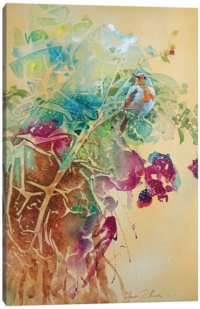 Summer III Canvas Art Print