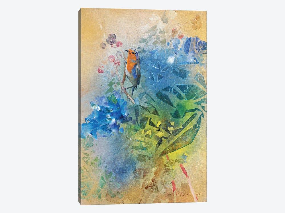 Summer IV by Igor Zhuk 1-piece Canvas Art