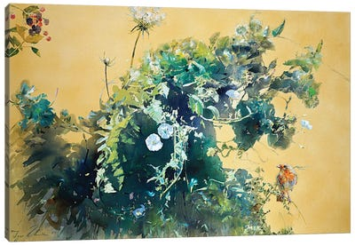 Summer V Canvas Art Print