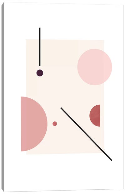 Laslo I Canvas Art Print