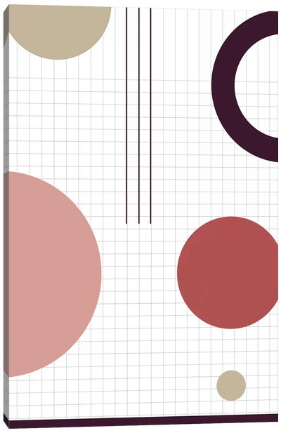 Laslo II Canvas Art Print