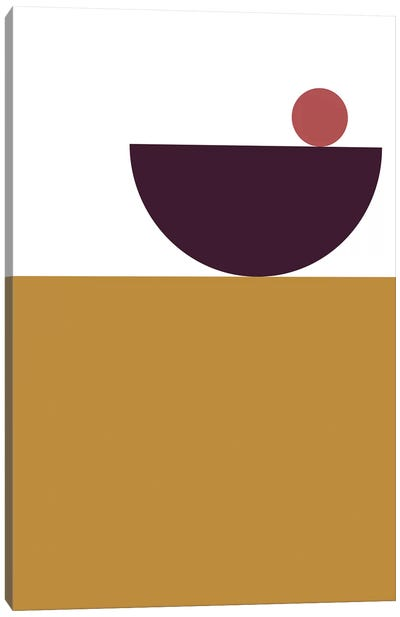 Laslo III Canvas Art Print