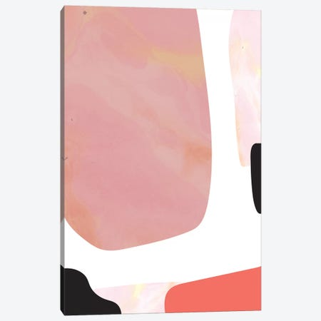 Pebbles I Canvas Print #IZP35} by Izabela Pichotka Canvas Print