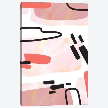 Pebbles IV Canvas Print #IZP38} by Izabela Pichotka Canvas Art