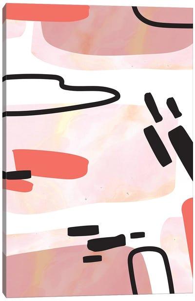 Pebbles IV Canvas Art Print