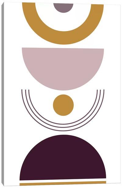 Senf Wine I Canvas Art Print