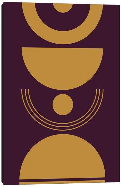 Senf Wine III Canvas Art Print