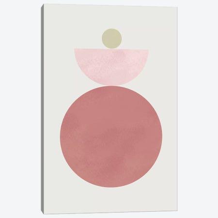 Zen In Beige II Canvas Print #IZP46} by Izabela Pichotka Canvas Artwork