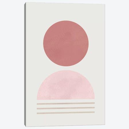 Zen In Beige III Canvas Print #IZP47} by Izabela Pichotka Canvas Artwork