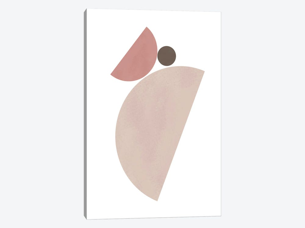 Tilted Bowls by Izabela Pichotka 1-piece Canvas Wall Art