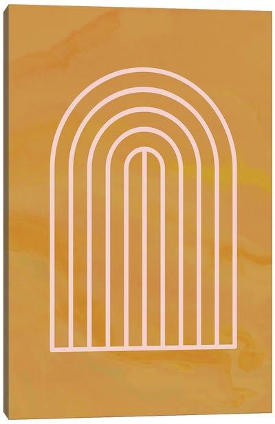 Senf Arches Canvas Art Print