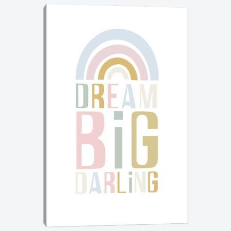Dream Big Darling Canvas Print #IZP63} by Izabela Pichotka Canvas Art Print