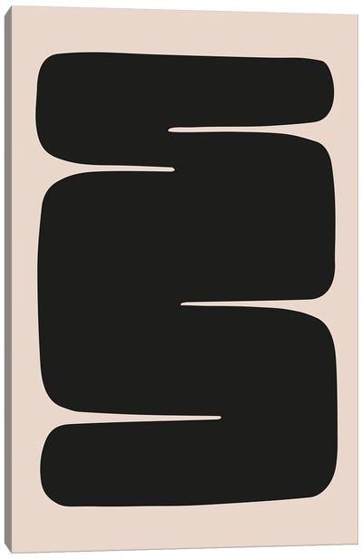 Es Blob Canvas Art Print