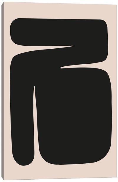 Zed Blob Canvas Art Print