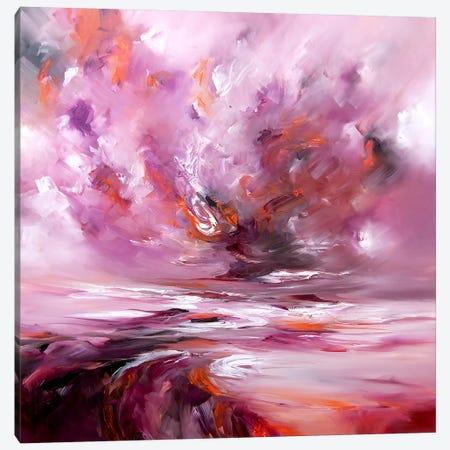 Eternal I Canvas Print #JAB11} by J.A Art Canvas Wall Art