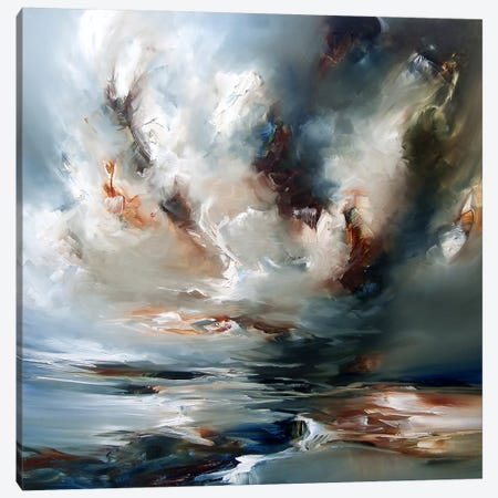 Heaven's Place Canvas Print #JAB12} by J.A Art Canvas Artwork