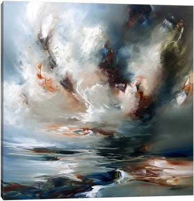 Heaven's Place Canvas Art Print