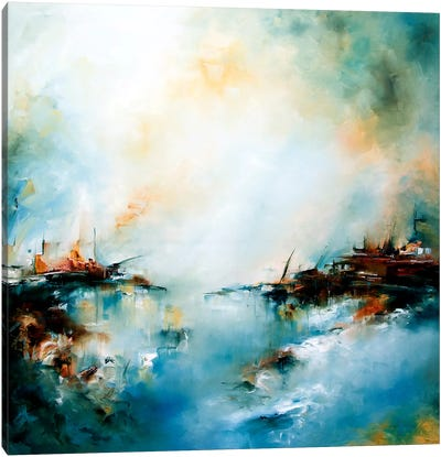 Mekong Delta Canvas Art Print