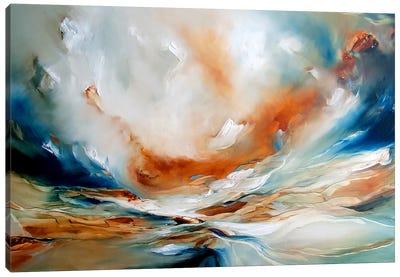 Melt Canvas Print #JAB16