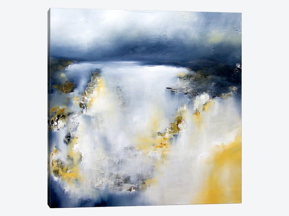 Winter's Edge by J.A Art 1-piece Art Print