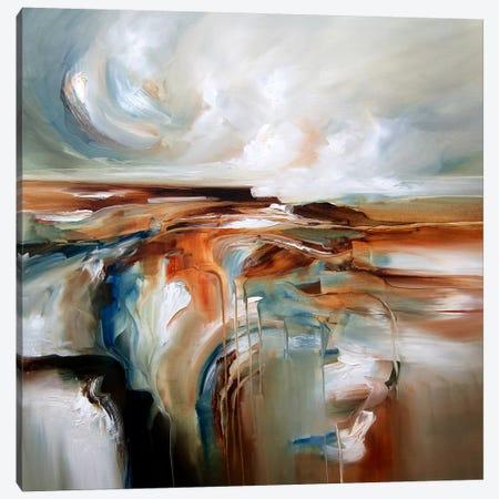 Beneath The Surface Canvas Print #JAB1} by J.A Art Canvas Wall Art