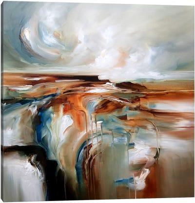 Beneath The Surface Canvas Print #JAB1