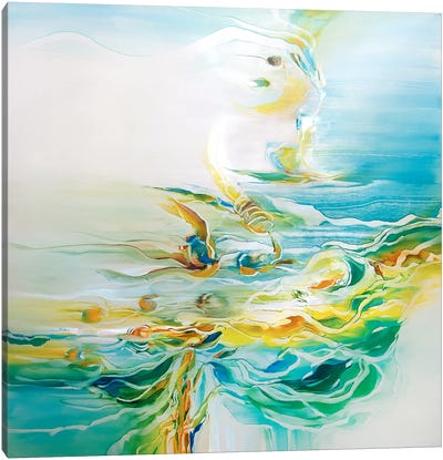 Ripple Effect Canvas Art Print