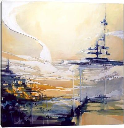 Sail Ship Canvas Art Print