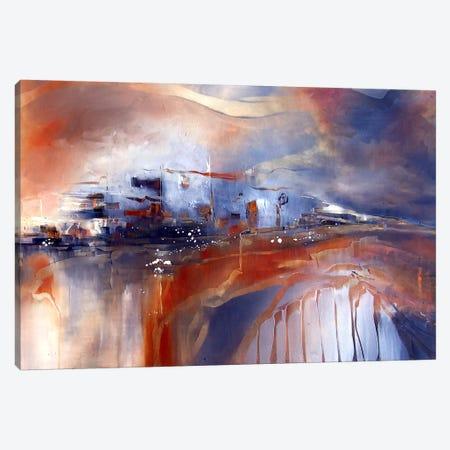 Sail Canvas Print #JAB22} by J.A Art Art Print