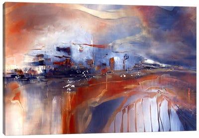 Sail Canvas Print #JAB22