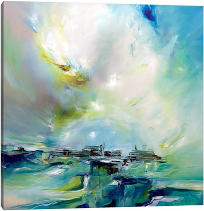 Spring Light Canvas Print #JAB24