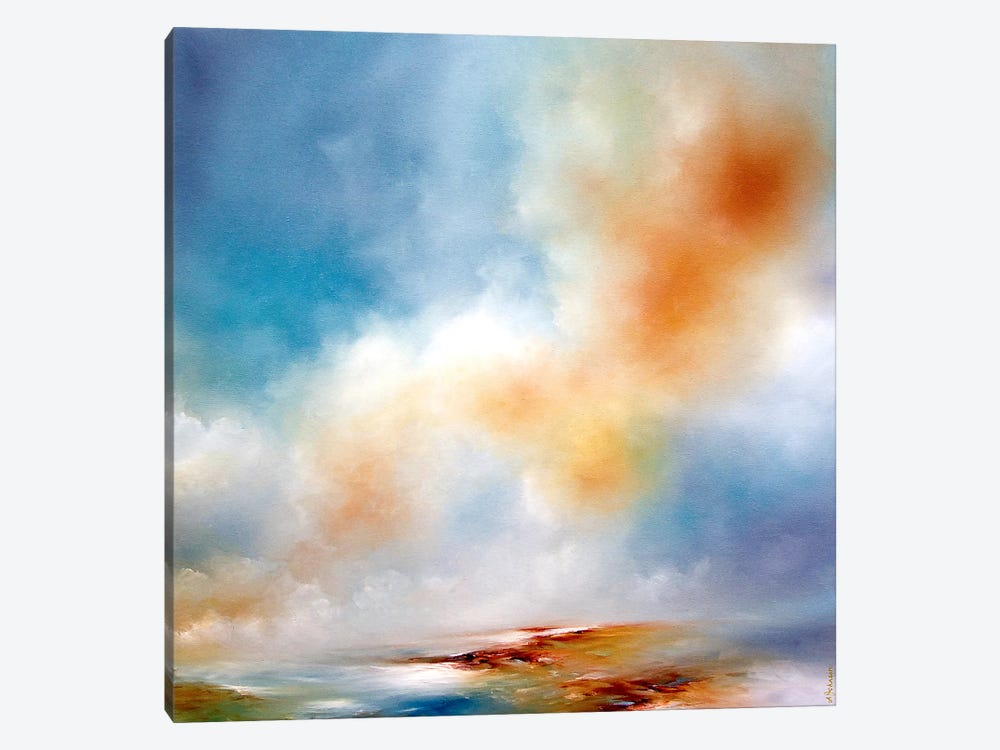 Sweeping Sands by J.A Art 1-piece Canvas Artwork