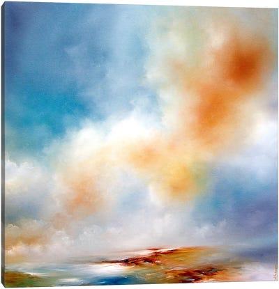Sweeping Sands Canvas Art Print