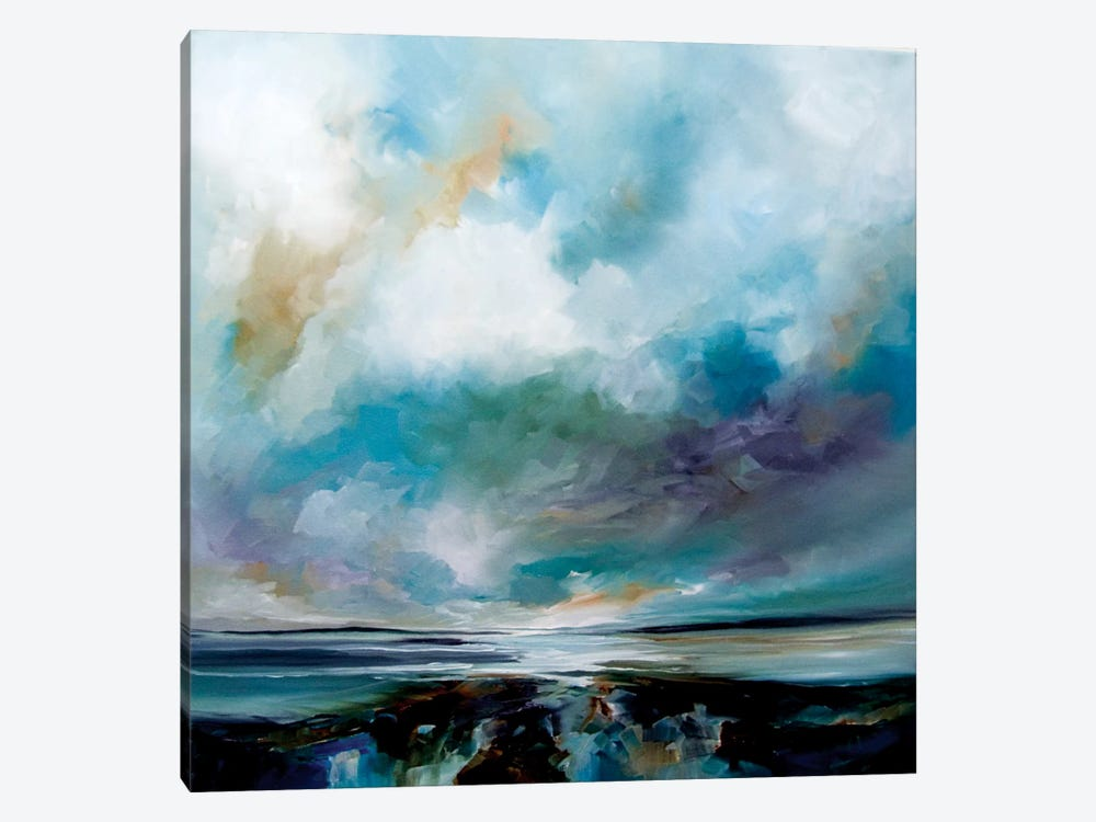 From The Centre by J.A Art 1-piece Canvas Art Print