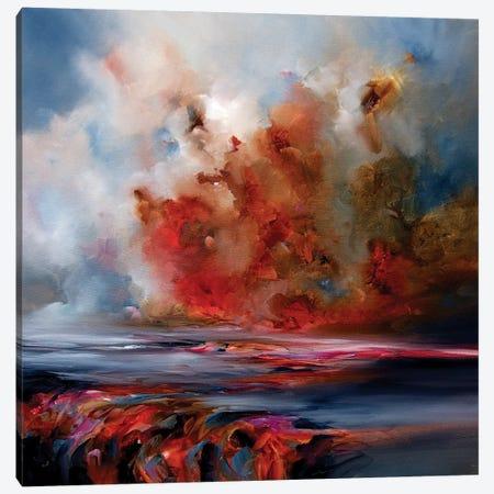 Reflect Heat Canvas Print #JAB52} by J.A Art Canvas Artwork