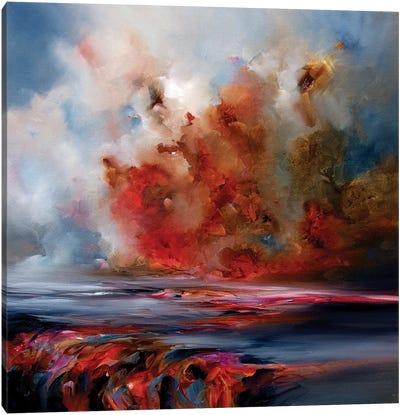Reflect Heat Canvas Art Print