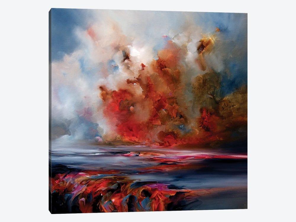 Reflect Heat by J.A Art 1-piece Canvas Print