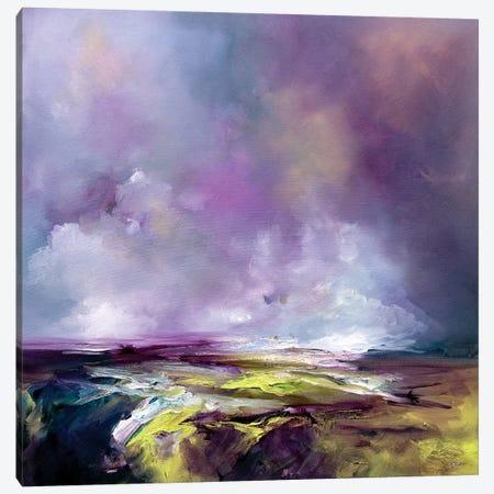 Land Beauty Canvas Print #JAB57} by J.A Art Canvas Art Print