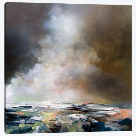 Moor Lands Canvas Print #JAB59} by J.A Art Canvas Art