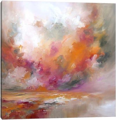 Colour Burst Canvas Print #JAB5