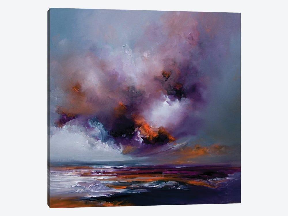 Tempest by J.A Art 1-piece Canvas Artwork