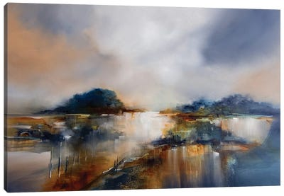 Autumn Glades Canvas Art Print