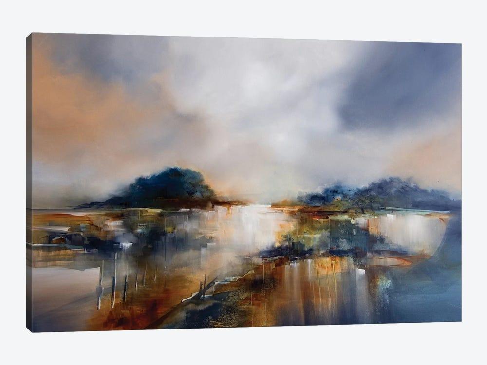 Autumn Glades by J.A Art 1-piece Canvas Artwork