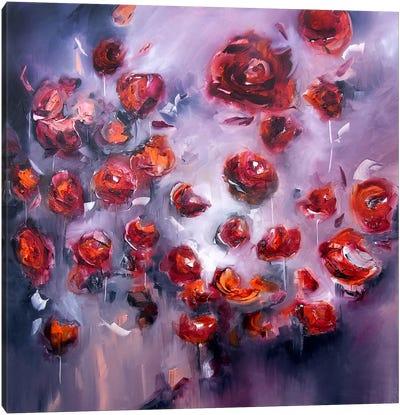 Dance Of Passion Canvas Art Print