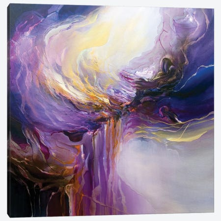 Eternal II Canvas Print #JAB73} by J.A Art Canvas Artwork