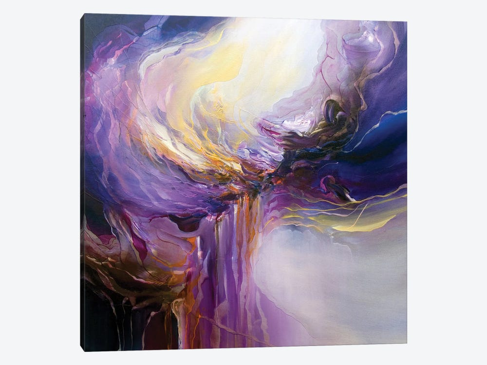 Eternal II by J.A Art 1-piece Canvas Wall Art
