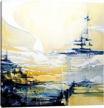 Fernway Canvas Art Print