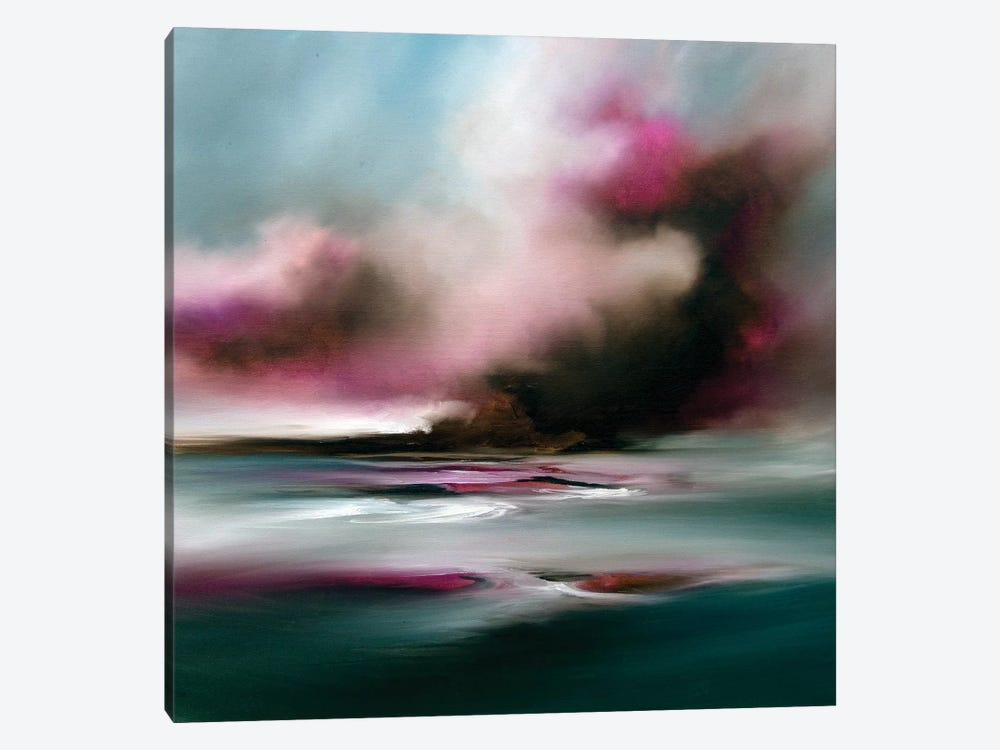 Saturate by J.A Art 1-piece Canvas Wall Art